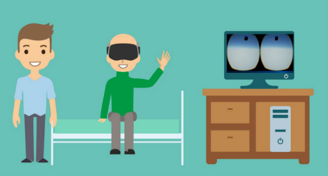 Virtual Rehabilitation to Help the Brain Injured