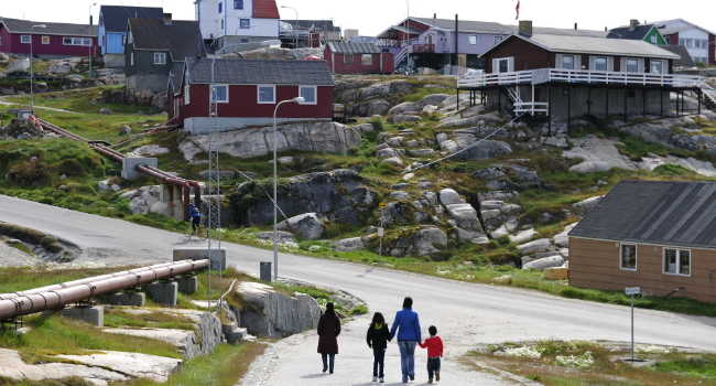 Facebook Can Give Young Greenlanders a Much Needed Voice