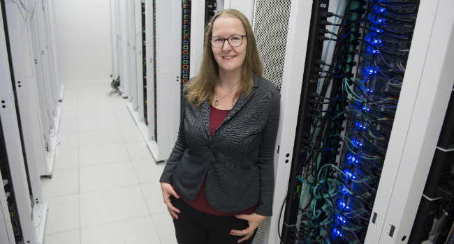 New AAU Professor to Harness Massive Information